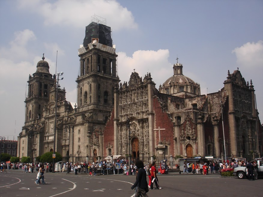 "Mexico City Center ""Zócalo"""