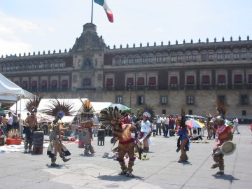 Mexico City Panoramic Tour